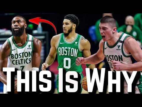Why The Boston Celtics Are Built For The NBA Finals