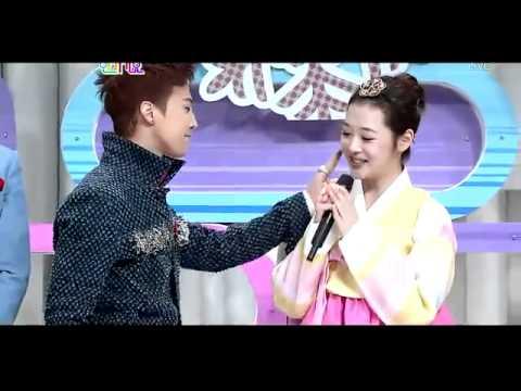 G-Dragon kiss Sulli - (Fx)