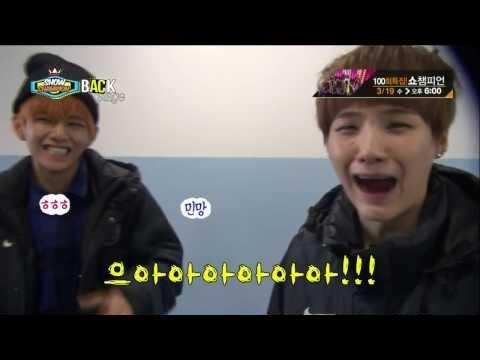 140315 Bangtan Boys - ShowChampion Backstage #방탄소년단