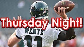 DraftKings Picks Week 6 NFL Thursday Night Football