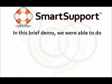 SmartSupport Basic & Advanced Search Features