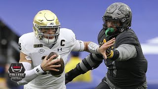 Notre Dame Fighting Irish vs. Pittsburgh Panthers | 2020 College Football Highlights