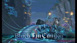 Aion - Cygnea: Black Fin Canyon (1 Hour of Music)