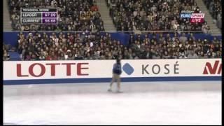 Mao Asada - NHK Trophy 2013 - LP