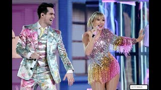 Taylor Swift and Brenden Urie Perform on The Voice Finale: Afternoon Sleaze