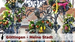 Göttingen - Meine Stadt