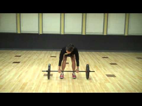 Trainer of the Week, Mendy | Clean and Press Quick Tip | Austin TX 78757 @ BodyBusiness