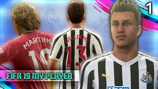 THE START! | FIFA 19 Career Mode My Player w/Storylines | Episode #1 (The French Legends)