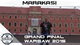 Путешествие в Варшаву World of Tanks grand final warsaw 2015 обзор wot часть 3