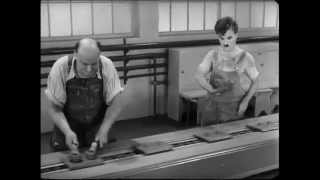 /charlie chaplin the assembly line