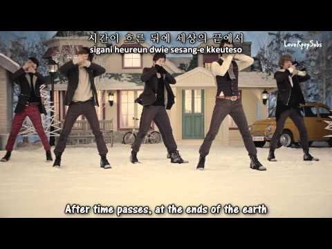Boyfriend - I'll Be There (내가 갈께) MV [English subs + Romanization + Hangul] HD