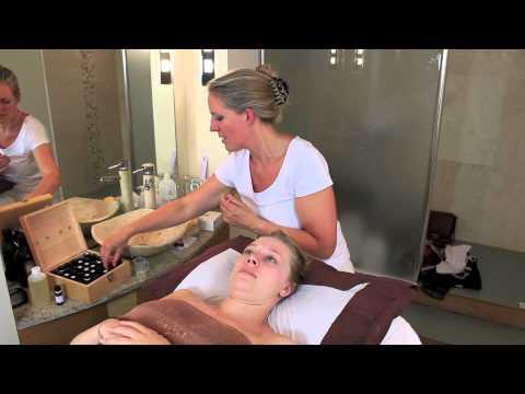 Pressure Points Massage Part 1