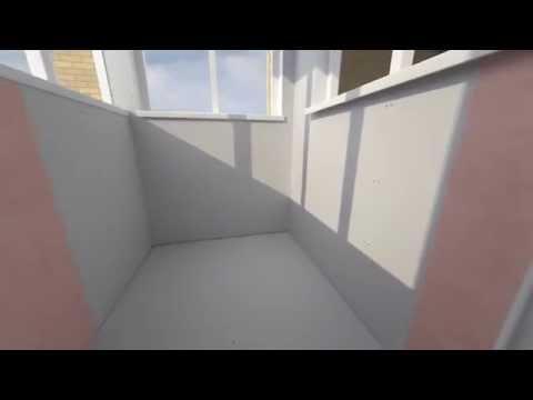 Теплоізоляція балкона - youtube.