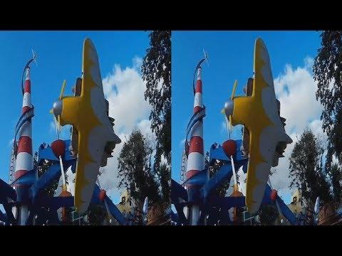 Extreme Attraction 3D! Deadly Piquet! 3D VIDEO