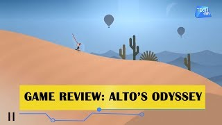 EXCLUSIVE First Look: Alto's Odyssey | Tech Tak