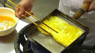 ダシ巻き玉子焼 Japanese Omelette