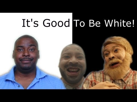 It's Good To Be White ! ★DSSC★ (David Spates) Eddie Murphy Spoof