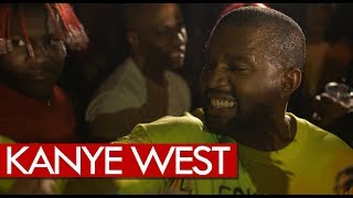 Kanye West 'Ye' listening party Wyoming