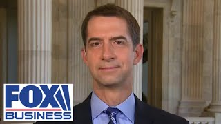 Sen Cotton weighs in on coronavirus stimulus standoff, Chinese government