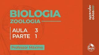 BIOLOGIA - AULA 3 - PARTE 1 - PROTOZO�RIOS