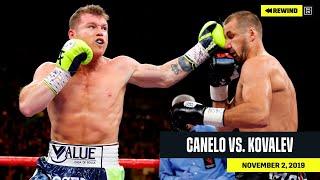 FULL FIGHT | Canelo vs. Sergey Kovalev (DAZN REWIND)