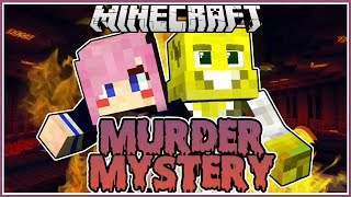 Minecraft Murder Mystery with LDShadowlady!