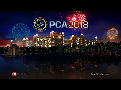 Il replay della vittoria del final table PCA2018