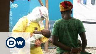 التدرب على مواجهة وباء الايبولا   الجورنال -
