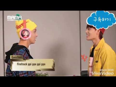 [NCT]MAMA&전달게임(feat. 자막님)