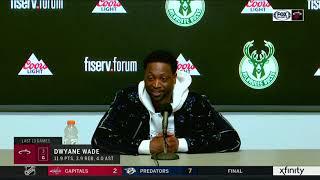 POSTGAME REACTION: Miami Heat vs Milwaukee Bucks 01/15/19