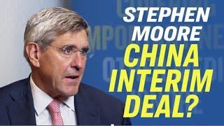 Stephen Moore: How the 2020 Election Impacts the US China Trade War [Eagle Council Special]