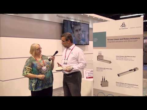 Ternary EtherNet/IP at Rockwell Automation Fair