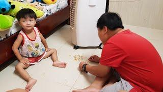 Trò Chơi Tin Và Anh Hai Búng Thun Thưởng Thú Nhồi Bông ❤ Kids Toy Media ❤