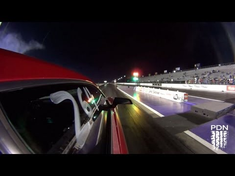 ZL1 Camaro - Sony ActionCam night test