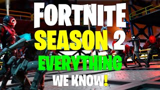 Fortnite: Everything We Know About Season 2 Chapter 2...