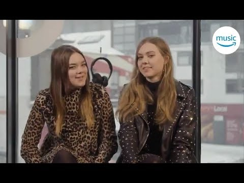 First Aid Kit  - Q&A with Amazon Music UK