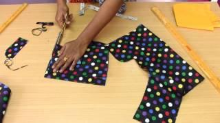 Baby Dress 1  Marking & Cutting