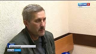 В Омске начался суд по делу об обрушении остановки во время урагана 2014 года