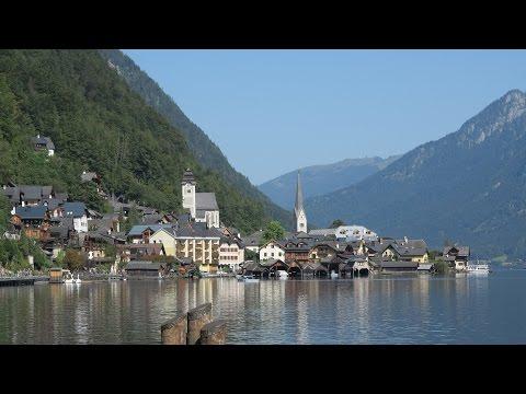 捷克、奧地利旅遊: 2 ~ 布拉格市區掠影、克羅倫夫中世紀風情、恬靜哈爾史塔特湖及鹽礦、Czech & Austria travel