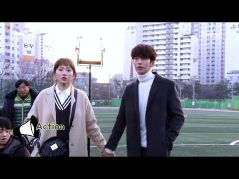 [BTS] Weightlifting Fairy Kim Bok Joo Ep.16 Making Film | Nam Joo Hyuk & Lee Sung Kyung