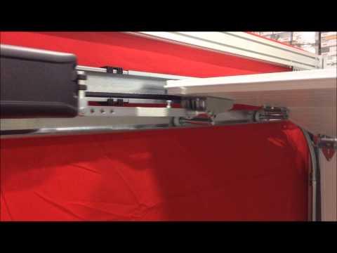 SOMMER Side Mount Kit garage door opener