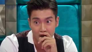 새벽에 보면 위험할 슈퍼주니어 웃음참기 영상 (Super Junior's laugh-holding video is dangerous at dawn.)