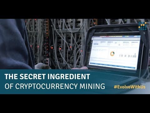 The Secret Ingredient of Cryptocurrency Mining