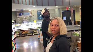 Caught  YOUNG BUCK lacking / Now he mad mad / 50 CENT needs his money 🤨