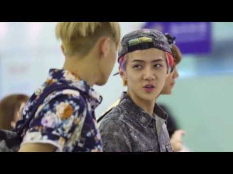 [FMV] EXO Tao & Sehun loving you (愛你桃色)