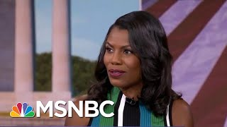 Omarosa Manigault: I Think Op-Ed Writer Is In Mike Pence's Office | Hardball | MSNBC