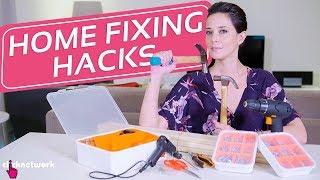 Home Fixing Hacks - Hack It: EP86