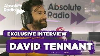 David Tennant on his podcast, Doctor Who, Theresa May and more