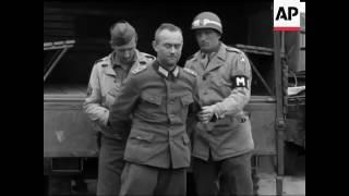 Video xử bắn lính Đức và sĩ quan Đức thế chiến II (không âm thanh)