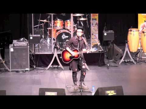 周國賢 Endy Chow (地下街) @SoundBase Festival 2013 原音樂隊比賽(決賽)